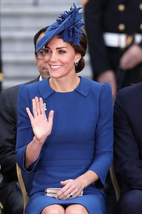 Estilo real: os melhores momentos fashion de Kate Middleton