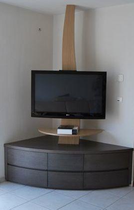 Magnifique Meuble Tv En Coin Coin En Magnifique Meuble Tv Tv Wall Decor Corner Tv Cabinets Corner Tv