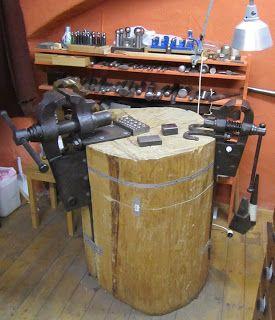 An Ohio Metalsmith in Dresden: May 2011 - Michael B. Hays