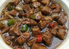 Resep Sapi Lada Hitam Oleh Xander S Kitchen Resep Resep Resep Sederhana Sapi