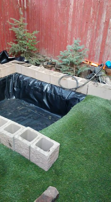 Learn how to make a pond in your backyard with this Outdoor DIY project. Learn how to make a pond in your backyard with this Outdoor DIY project.