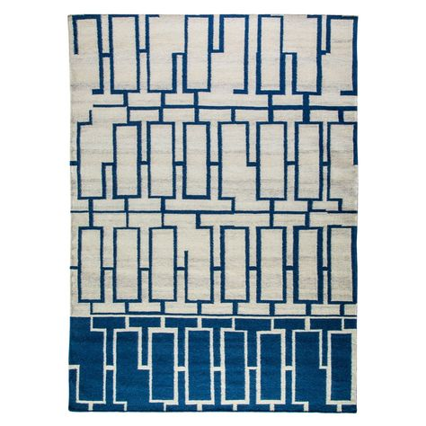 Abstract Rectangles Rug Rugs Home