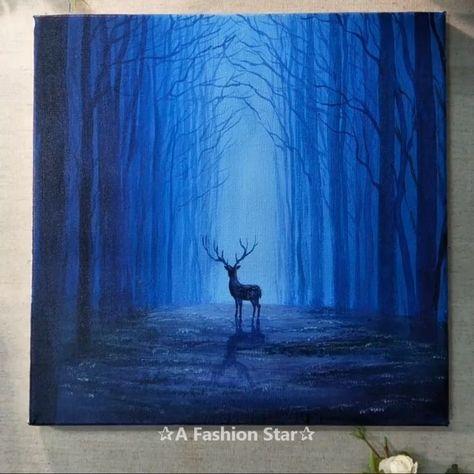 Painting Idea - Art Idea - Home Decor - DIY ✰A Fashion Star✰,  #Art #Decor #DIY #Fashion #Home #Idea #Painting #Star