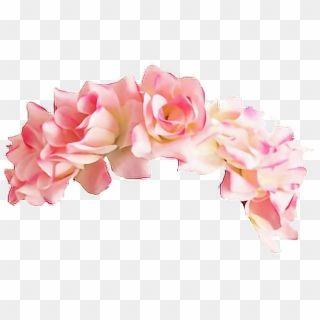 Flower Crown Clipart Headband Pink Flower Crown Png Transparent Png Crown Png Blue Flower Crown Pink Flower Crown