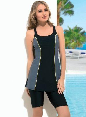Sortlu Mayo Modelleri Fiyatlari Pijama Com Tr Mayolar Mini Elbise Yuzuculer