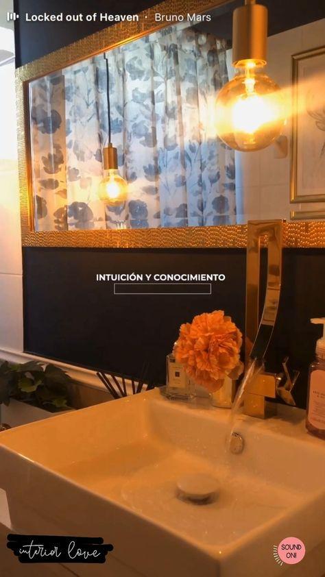 pin.antunezarquitectura on Instagram: Antes y después de un #baño #designdeinteriores #diseñodeinteriores #decoraçãodeinteriores #interiordesign #instalike #instagram #griffon…