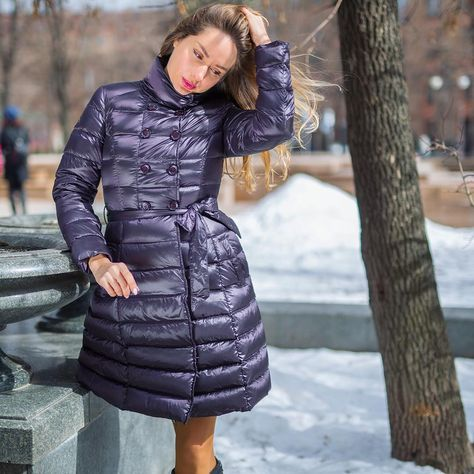fashionistas Gorgeous #downcoat from...