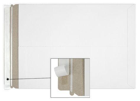11x17 White Seal Able Flat Mailer Whiteenvelope Flatmailer Selfsealing Businesssupplies Officesupplies White Seal 11x17 Mailing Supplies
