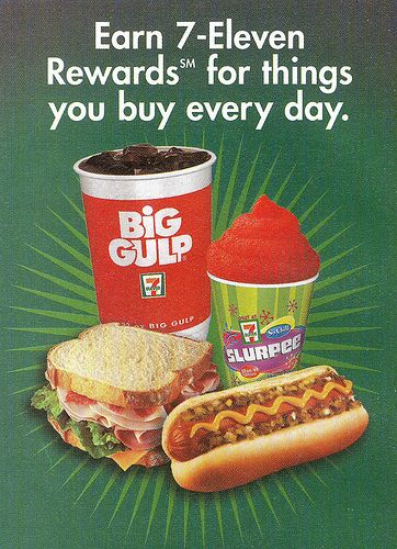 7 eleven free big gulp beverage coupon mobile coupons free samples deals pinterest beverage and food
