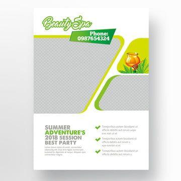 مديرية الأمن العام سبا صالون تجميل فلاير Free Letterhead Design Letterhead Design Psd Flyer Templates