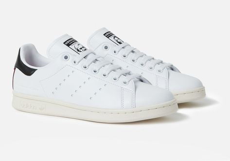 Stella McCartney x adidas Stan Smith Vegan JustFreshKicks