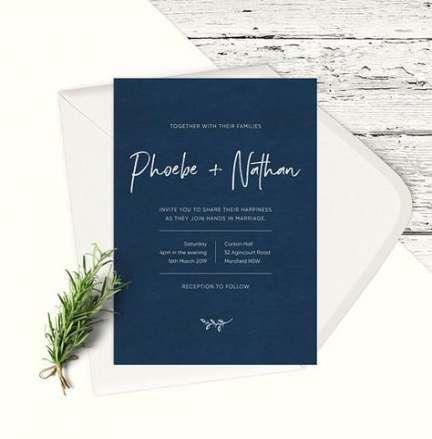 Wedding Invitations Diy Simple Layout 44 Best Ideas Printing