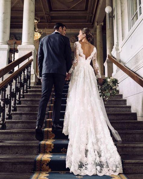 50 Pretty Fall Wedding Dresses 2018 Ideas