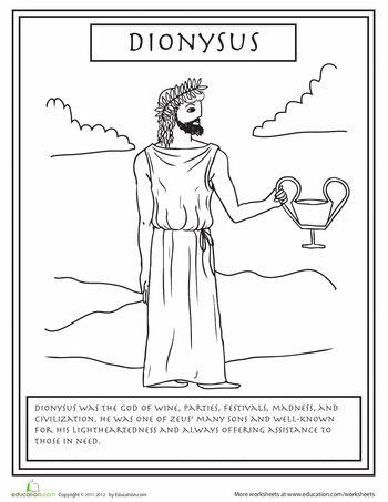 grg istenek zeusz google keress grg istenek mitolgia pinterest google and artist - Ancient Greek Gods Coloring Pages