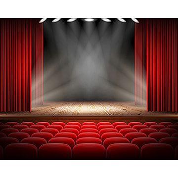 Krasnyj Zanaves I Pustaya Teatralnaya Scena Stadiya Krasnyj Zanaves Png I Vektor Png Dlya Besplatnoj Zagruzki In 2021 Red Curtains Curtains Metal Font
