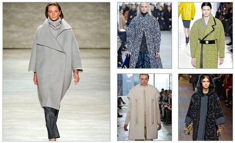 13 Fall/Winter 2015-16 fashion must-haves -Cocoon coat
