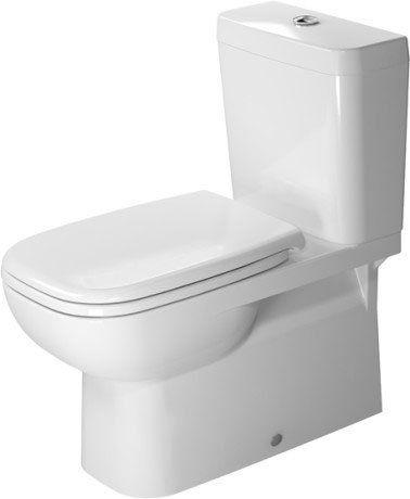 D Code Toilet Close Coupled 214209 Duravit Duravit Modern Toilet Close Coupled Toilets