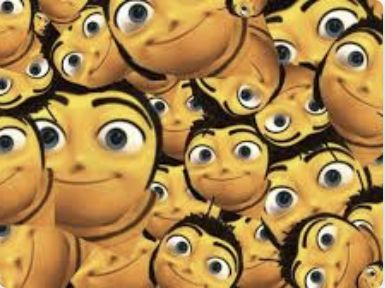 Pin By Sydney On Big Daddy Barry Bee Movie Memes Bee Movie Movie Memes