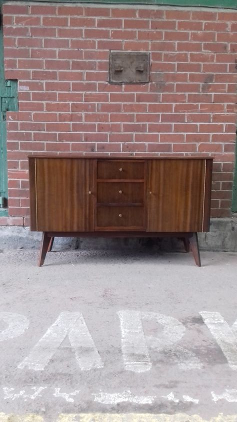 Vintage Retro Chest Of Drawers Sideboard Vintage Furniture Morris