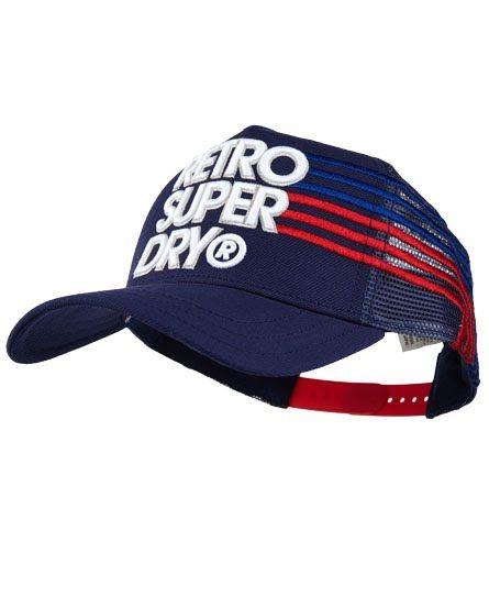 224117953253 Retro Cap in 2019 | Cap | Superdry, Cap, Navy cap
