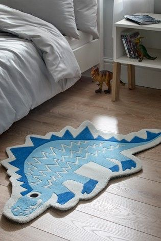 Ben The Dino Rug With Images