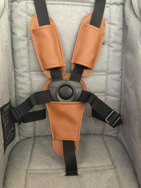 NEW 1x Pair Stroller Seat Straps Cushions Covers Toddler Child for BABY JOGGER