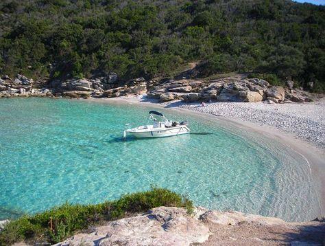 Les plus belles plages de Corse - Petit Lodo