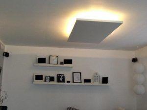 Tv In Der Wand Zuhomehaus Tk Wohnwand Selber Bauen Wohnen Wohnwand