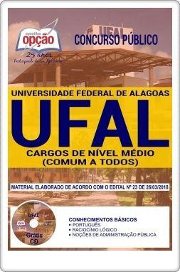 Apostila Universidade Federal De Alagoasnivel Medio Universidade