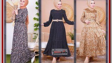 اشكال فساتين محجبات خروج 2021 Maxi Dress Turkish Dress Dresses