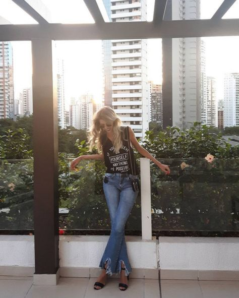 Channel Urban Cool - Effortless Ways to Style the Denim Trend of the Moment - Photos