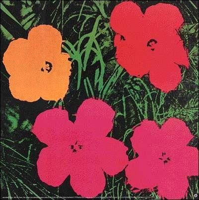 Bevorzugt Les 100 meilleures images du tableau Tableaux de Andy Warhol sur  KE79