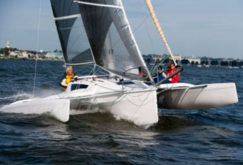 Trimaran segeln  25 best Trimaran images on Pinterest | Boats, Boating and Boating ...