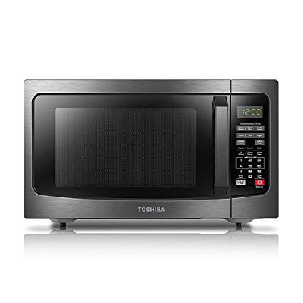 6 Toshiba Microwave Oven With Smart Sensor Em131a5c Bs