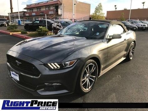 Ebay Mustang Ecoboost Premium 2016 Ford Mustang Fordmustang