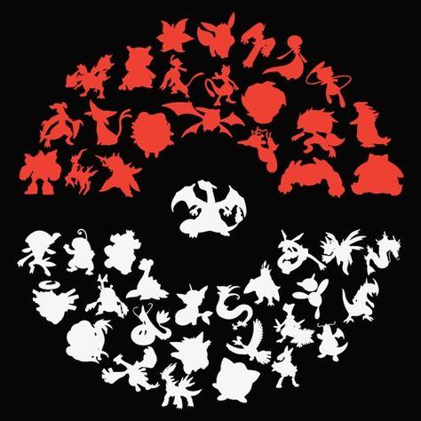 T-shirt Pokéball - Dessin Pokemon reprenant la pokeball