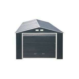 Versatube Classic 24 Ft X 20 Ft Canopy Wayfair Garage Shed Metal Garages Shed
