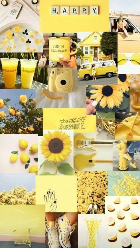 💕Aesthetic Wallpapers💕 - 💛Yellow Wallpapers💛