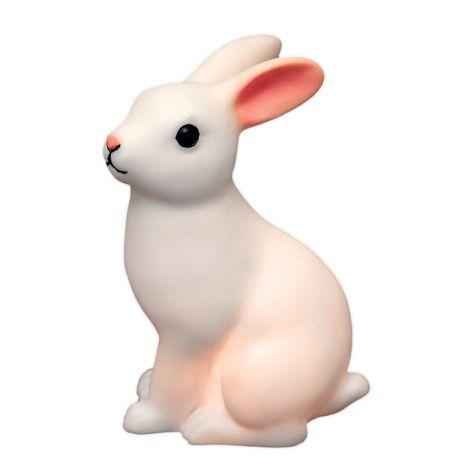 Rabbit lamp by Heico - Babyroom crafts, poppinette.com