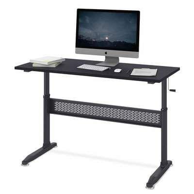 Symple Stuff Grattan Height Adjustable Standing Desk Standing