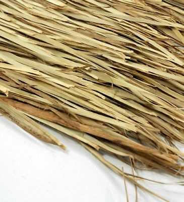 Two 36 X 60 Mexican Palm Roof Thatch Runner Roll Commercial Grade Thatching Mexican Palm Tiki Bar Thatch