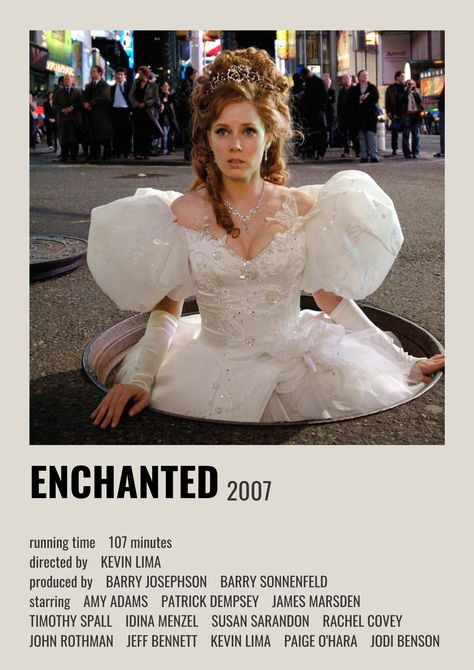 ENCHANTED MOVIE POSTER