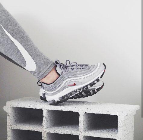 Nike Air Max 97 UL 17 Premium Womens AO2325 001 Grau