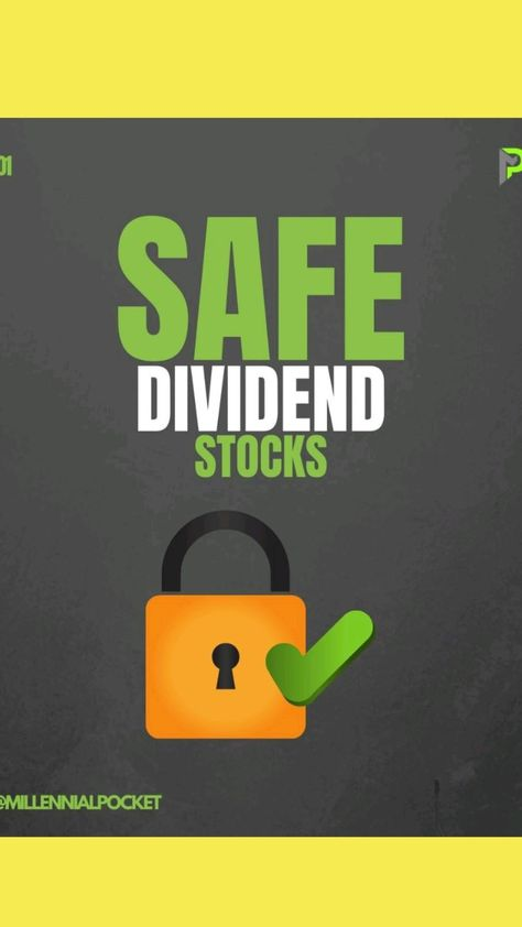 Safe dividend stocks for 2021