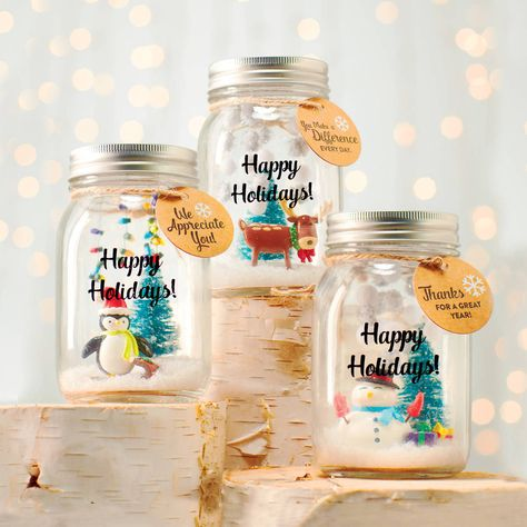 'Tis the Season - Holiday Mason Jar - You Make a Difference