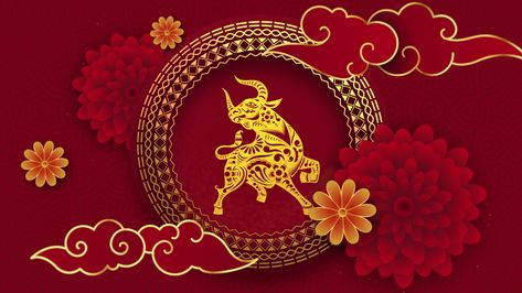 Chinese New Year 2021 Short Video - After Effects Template