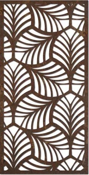 panel decorativo/biombo/divisor de ambientes/ madera mdf xm2
