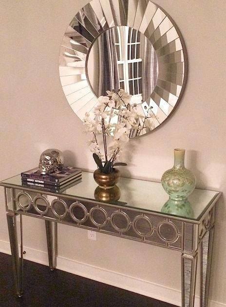 Innovative Design Console Table And Mirror Console Table And
