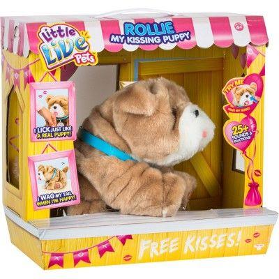 Little Live Pets My Loving Puppy Koko Little Live Pets Puppies Fur Real Friends