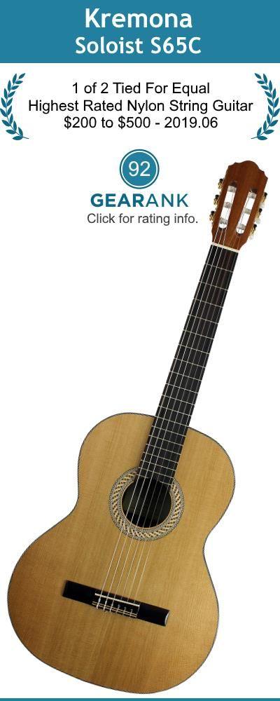 Pin On Nylon String Classical Guitars
